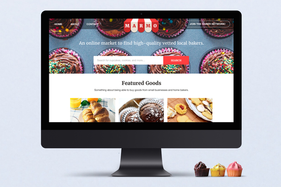 eCommerce for Baked Goods