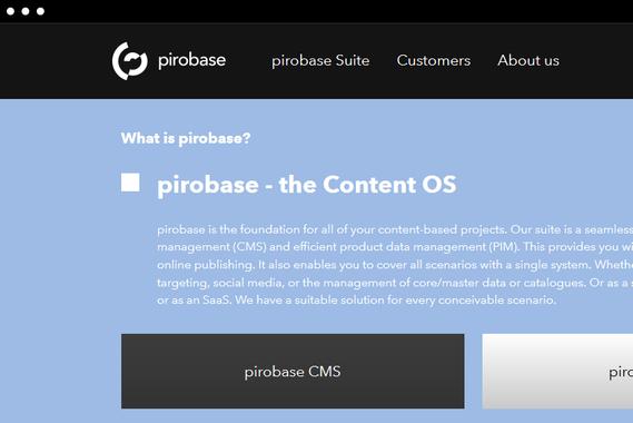 Pirobase: Building Design Capability