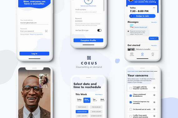 Coeus • Counselling on Demand
