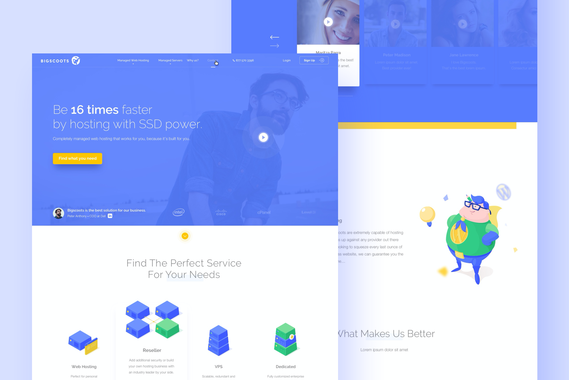 BigScoots: Completely Managed Web Hosting
