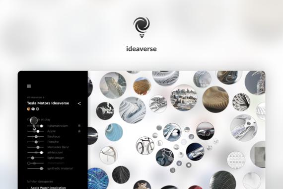 Ideaverse —Mood Boarding Powered by Machine Learning