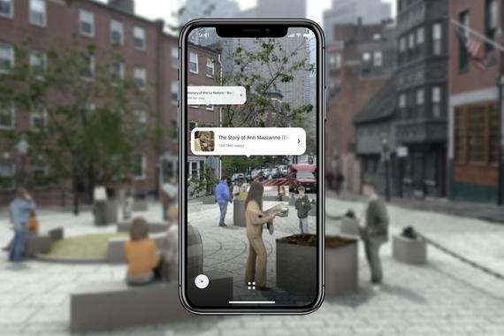 Public Art AR App