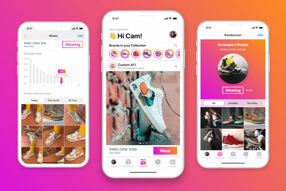 Creptrack – Sneakerhead Collection Manager
