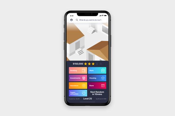 Life in an App – Financial Literacy Education Prototype