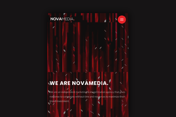 NOVAMEDIA. Marketing and Image(i)nation