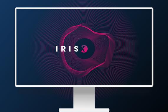 Branding and Website for IrisX
