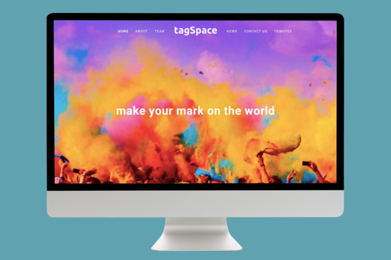 TagSpace – Augmented Reality for Special Events