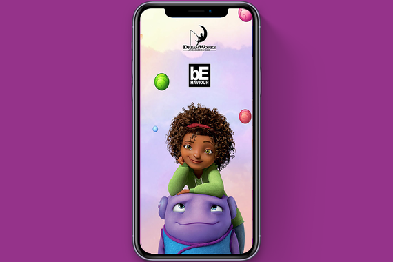 Electronic Arts – Dreamworks Boovepop for Mobile