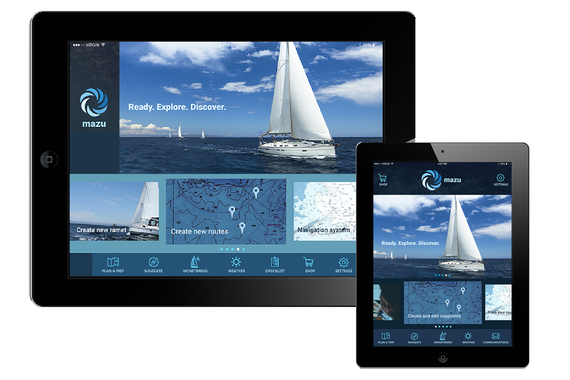 Navcast – Navigation Application for the Marine Industry
