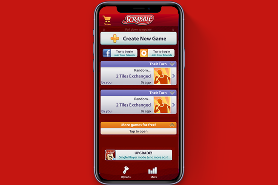 Electronic Arts – Scrabble for Mobile