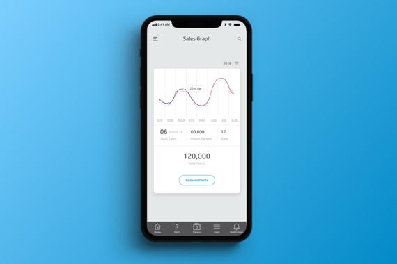 HP - Mobile App