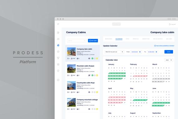 Prodess|Dashboard UX/UI Design
