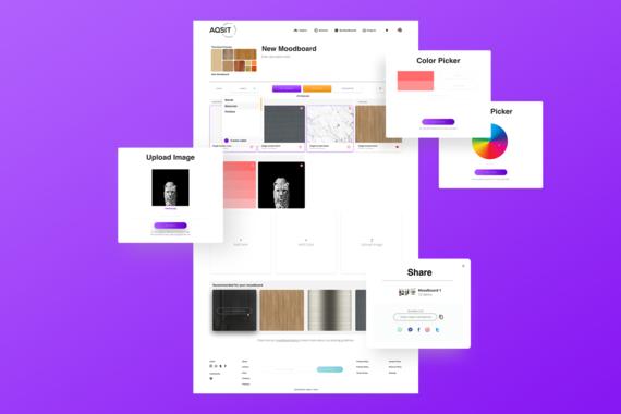 Aqsit - Material Sourcing Webapp