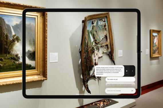 Museum AR App