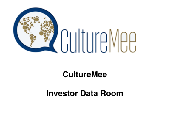 Startup Data Room for Investors