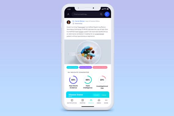 Knowledge Management System - Mobile App