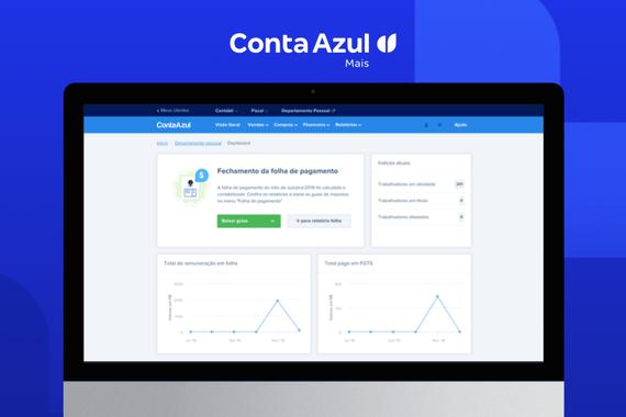Conta Azul Payroll