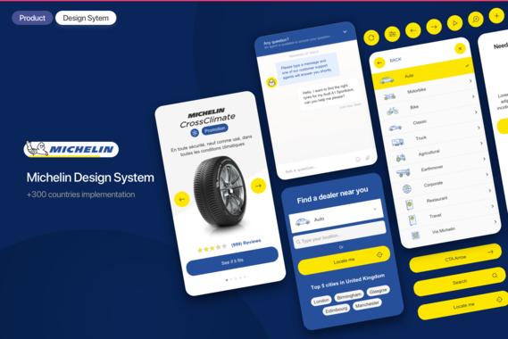 Michelin Design System