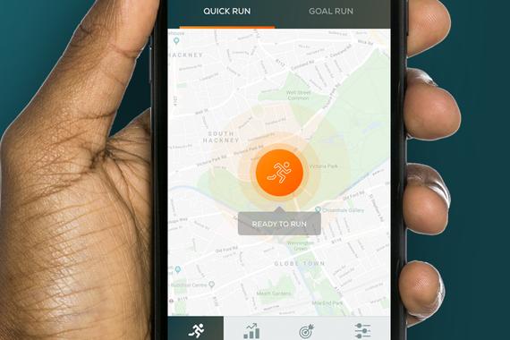 Wearable Running App