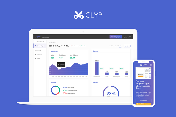 CLYP – Retail Browser Extension