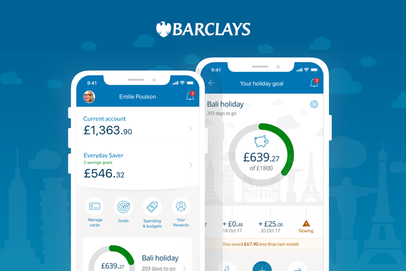 Savings Goals - New Feature for Banks iOS App