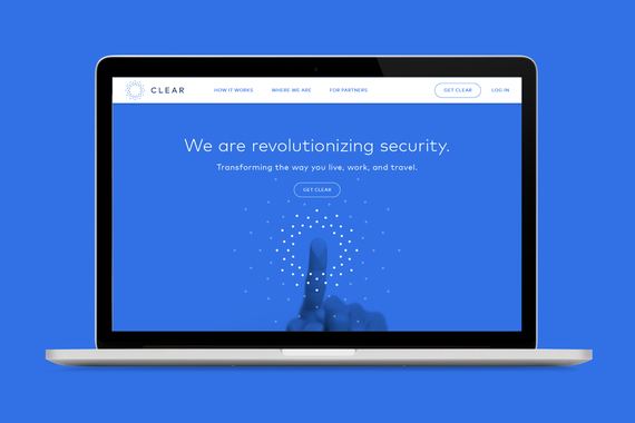 Clear Branding and Web Experience