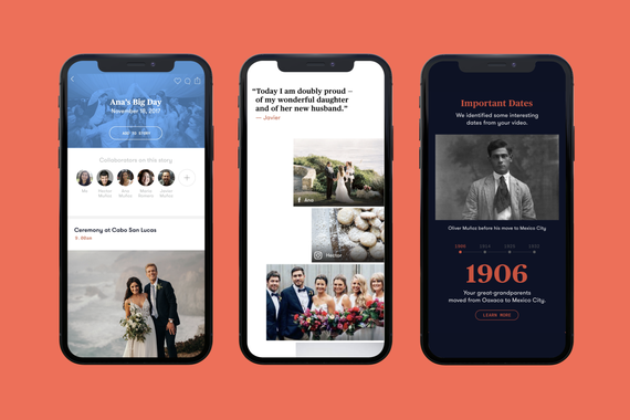 Ancestry Experience Design
