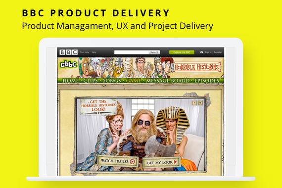 BBC Product Delivery