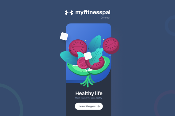 MyFitnessPal Concept
