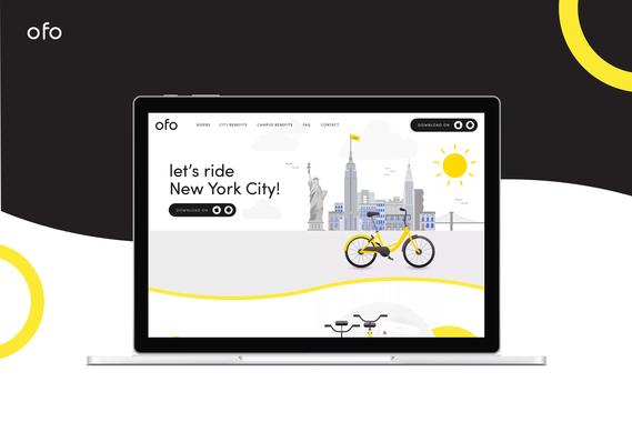 Ofo   Global Website