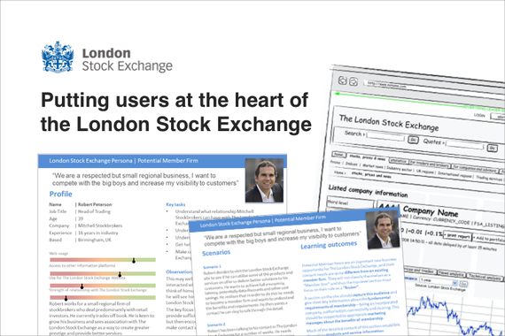 Putting Users at the Heart of The London Stock Exchange