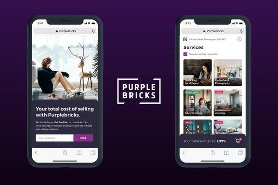 Purplebricks Mobile App - Cost of Selling Configurator