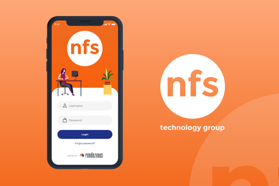 NFS Technology - Mobile Workplace Booking App Experience