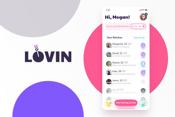 Lovin | Speed Dating App