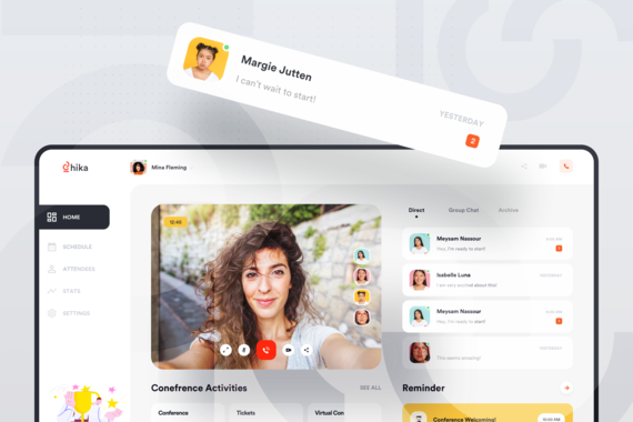 Hiie App: The Efficient European Event Finder and Planner