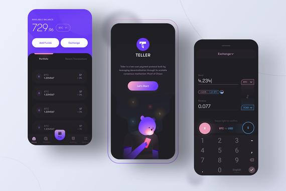 Teller App: The #1 Platform for Digital Currencies Across the Globe