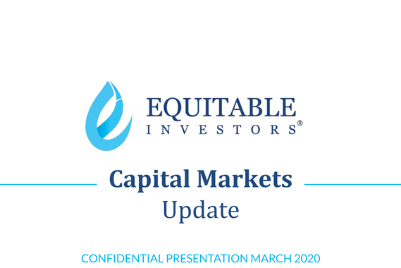 Capital Markets Update, March 2020