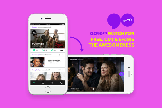 Go90 Video App