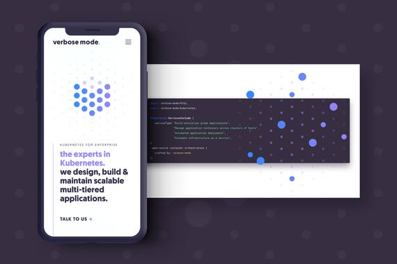 Verbose Mode - Brand Design, Brand Guidelines, UX, Web Design, and WordPress Build