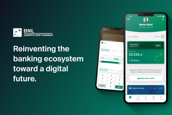 New Digital Banking Ecosystem