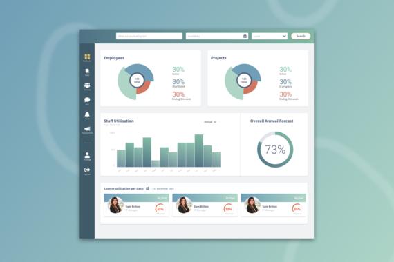 B2B HR Management SaaS Platform