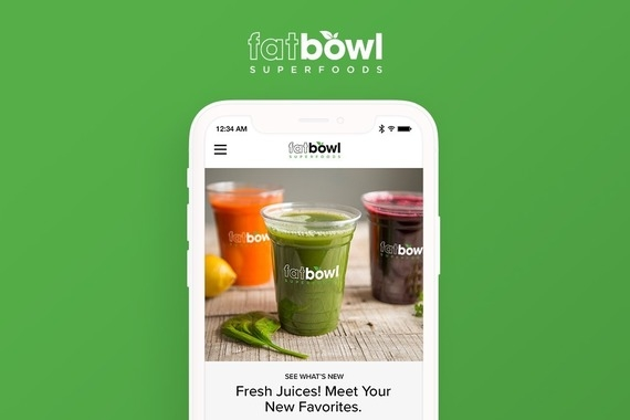 Fatbowl Superfoods App