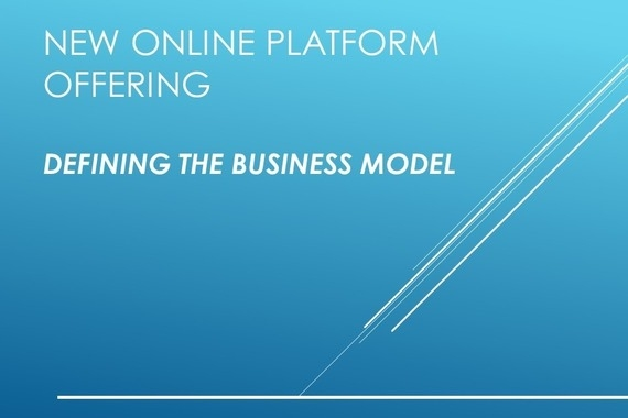 Business Model for New Product Offering