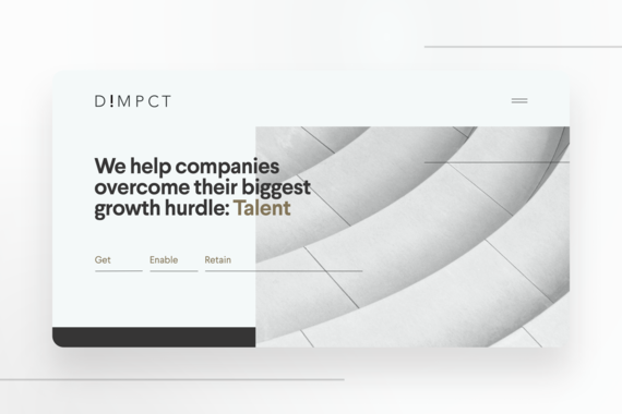 DoneImpact | Web Design, Visual Design, Icon Design