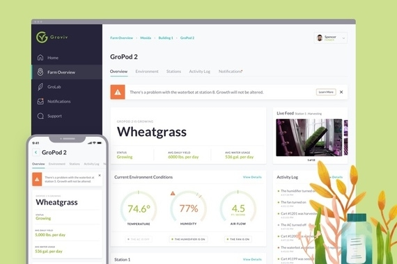 SOWYER Automated Farm Monitoring