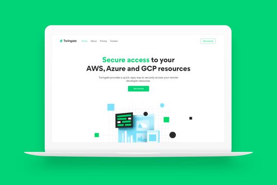 Twingate Website