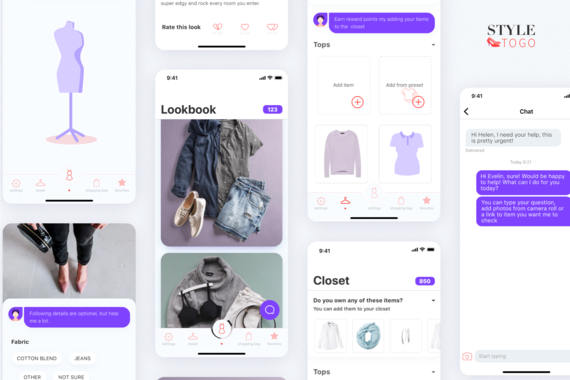 StyleToGo – Personal Stylist App