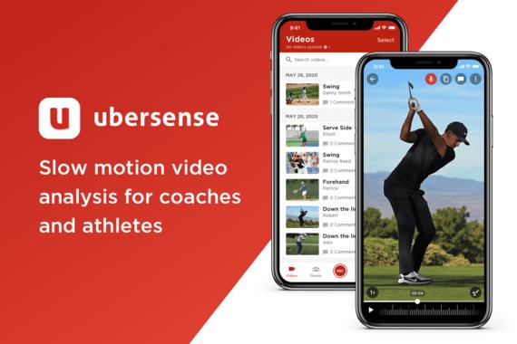 Ubersense | Slow-motion Video Analysis