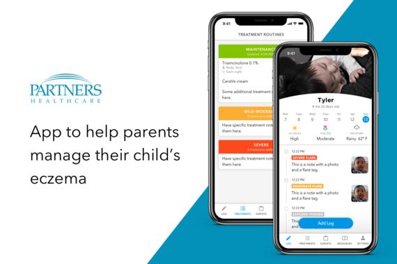 Partners Healthcare | Eczema App