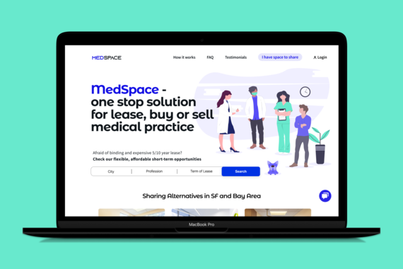 Medspace – Medical Offices Marketplace